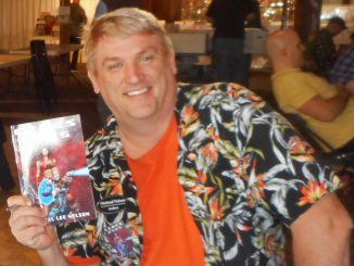 Author Micheal Nelson. Source: Donna Campbell Smith.