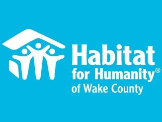Habitat for Humanity of Wake County NC's logo.