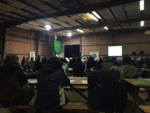 March 18, 2017 industrial hemp educational seminar in Spring Hope NC. Source: Kay Whatley
