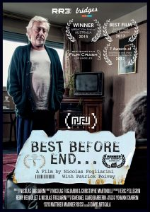 """Best Before End..."" film poster. Source: Donna Campbell Smith, Franklin County Arts Council NC."