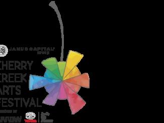 2017 Cherry Creek Arts Festival logo.