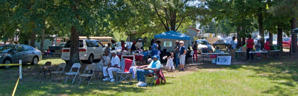Photo from 2016 Juneteenth Celebration. Source: Donna Campbell Smith, FCAC.
