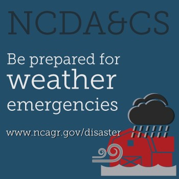 Source: NC Dept of Agriculture and Consumer Services, Raleigh NC.