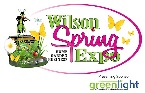 Wilson Chamber of Commerce Spring Expo Logo. Source: wilsonncchamber.com