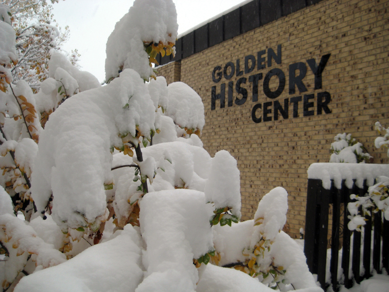Source: Golden History Center, Golden CO.