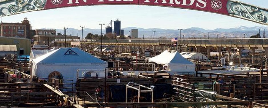 National Western Stock Show: Stockyards. Source: www.denvergov.org