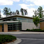 East RegionalLibrary in Knightdale NC. Photo Source: WakeGOV.