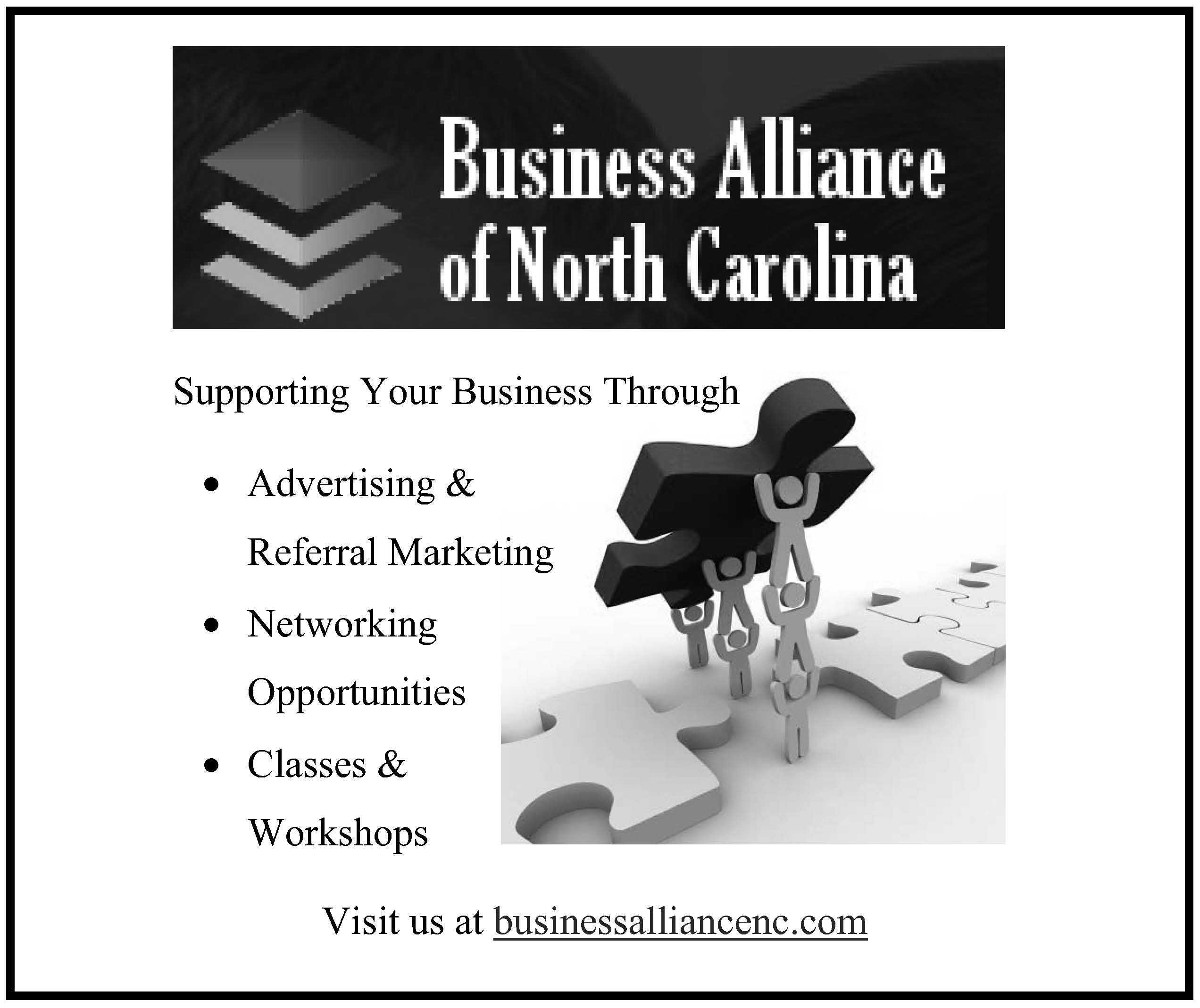 Business Alliance of NC