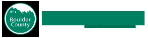 Boulder County, Colorado logo.