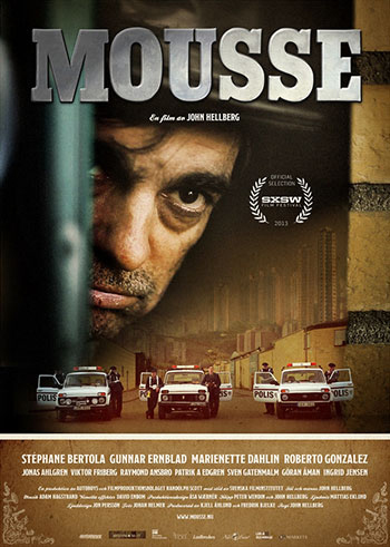 Mousse film poster. Source: Franklin County Arts Council, Franklinton NC.