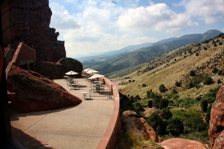 Ship Rock Grille, Red Rocks Park and Amphitheature. Source: redrocksonline.com.