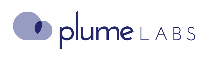 Plume Labs logo.