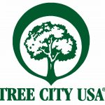 Tree City USA logo from the National Arbor Day Foundation.