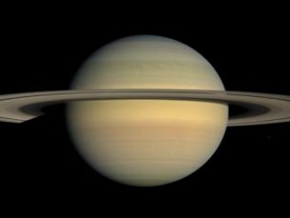 The Planet Saturn. Source: NASA/JPL/Space Science Institute.