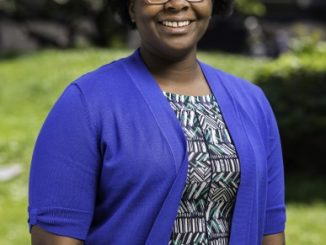 Destiny Watford, US recipient of the 2016 Goldman Environmental Prize. Source: www.goldmanprize.org.