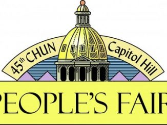 The People's Fair 2016 logo.