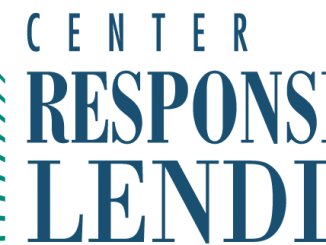 The Center for Responsible Lending has offices in NC, DC, and CA.