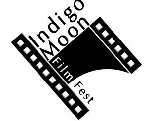 Indigo Moon Film Festival logo. Source: GroundSwell Pictures, Fayetteville NC.