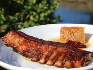 Prepare the perfect ribs grilling glaze recipe with pure honey. The whole family will love it! Photo: National Honey Board (PRNewsFoto/National Honey Board), Firestone CO.