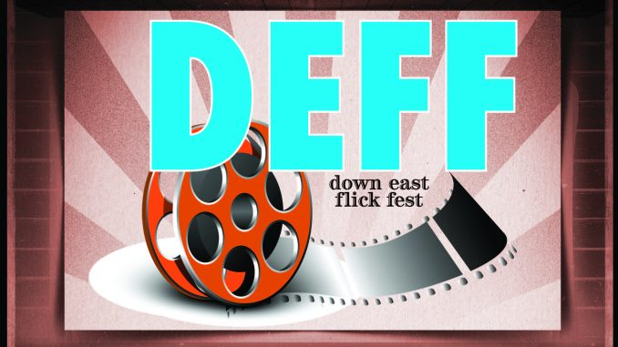 Down East Flick Fest 2016 flyer header