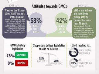 GMO Labeling: The Great Debate (PRNewsFoto/The Harris Poll).