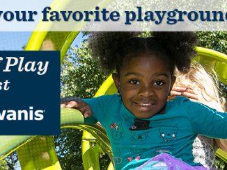 Kiwanis Club playground contest 2016. Source: Kiwanis Club facebook.