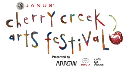 Cherry Creek Arts Festival is coming up July 2-4, 2016, in Denver CO, with an Opening Gala on July 1, 2016. Source: cherrycreekartsfestival.org.