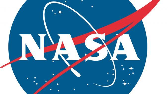 National Aeronautics and Space Administration - NASA - logo. Source: PRNewsFoto/NASA.
