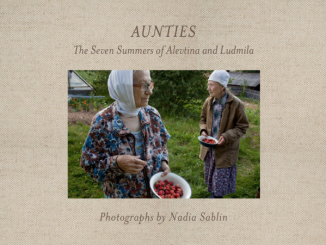 2014 Prize Winner Nadia Sablin's book cover. Source: firstbookprizephoto.com.
