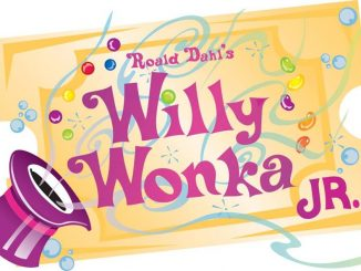 Activate Drama presents Roald Dahl's Willy Wonka Jr., June 24 and 25, 2016. Source: Wesleyan College's Dunn Center, Rocky Mount NC.