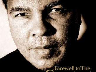 Bounce TV will carry Muhammad Ali's farewell procession through the streets of Louisville and his memorial service live, uninterrupted and commercial-free June 10, 2016. Bounce TV's coverage will begin at 9am ET with the procession, which will take Ali on a final journey through his beloved hometown of Louisville, passing memorable landmarks in his life. Bounce TV will also air the memorial service scheduled for 2pm ET. Between the procession and the service, Bounce TV will present The Greatest, the 1977 movie starring Ali as himself. (PRNewsFoto/Bounce TV).