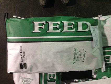 Purina Sheep Feed Recalled. Source: FDA.gov.