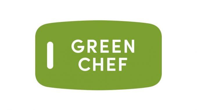 Green Chef logo. Source: PRNewsFoto/Green Chef.