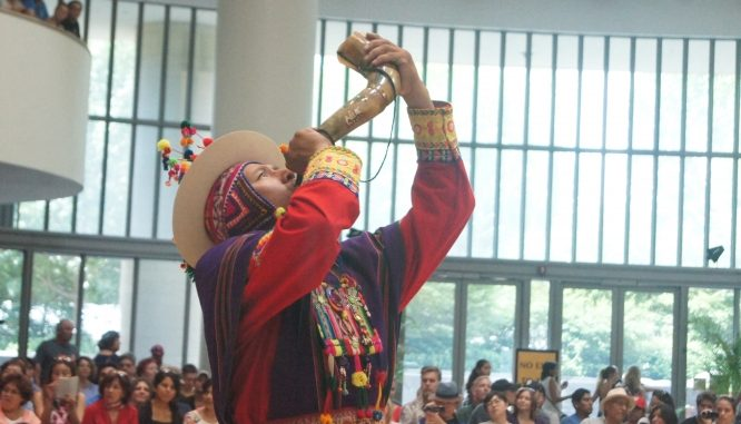 Living Earth Festival. Source: Smithsonian's National Museum of the American Indian, Washington DC.