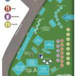 Gosciety map for September fest in Denver CO. Source: adventurefest2016.com.