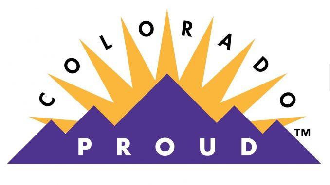 Colorado Proud logo. Source: PRNewsFoto/Colorado Proud, Denver CO.