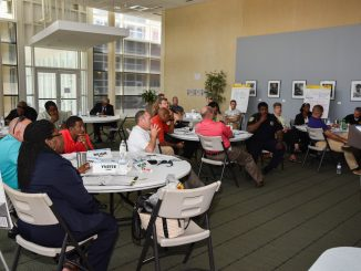Crowd at the Task Force training. Source: Tameka Kenan-Norman, City of Rocky Mount NC.