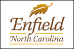 Town of Enfield, North Carolina logo
