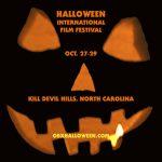 Halloween International Film Festival poster. Source: OBX Entertainment.