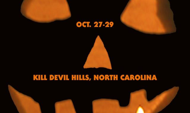 Halloween International Film Festival poster. Source: OBX Entertainment.