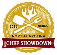 NC Chef Showdown, part of the NCRLA Expo 2016.
