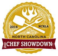 NC Chef Showdown, part of the NCRLA Expo 2016.