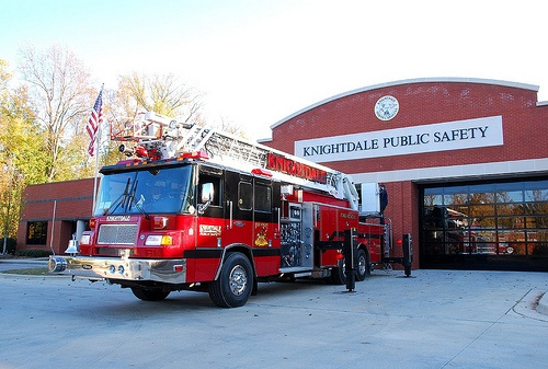 Source: Knightdale Fire Department via knightdalenc.gov.