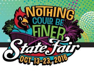 NC State Fair 2016 logo