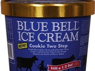 Blue Bell Ice Cream recall covers two flavors, two sizes. Source: US FDA recall notice.
