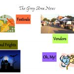 The Grey Area News Fall Activities List