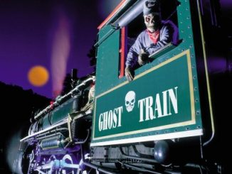 NC Ghost Train. Source: Tweetsie Railroad, tweetsie.com.