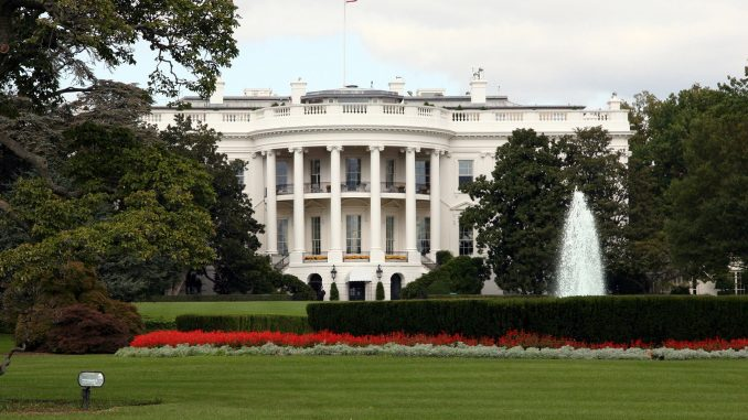 The White House in Washington DC sports a kitchen garden and beehives in the back. Source: National Park Foundation.