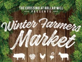 Winter Farmers Market. Source: Natalie Stachon, carolinamoonhospitality.com.