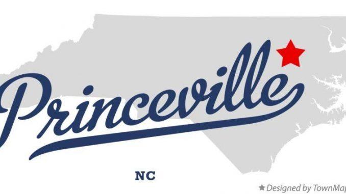 Princeville, North Carolina.